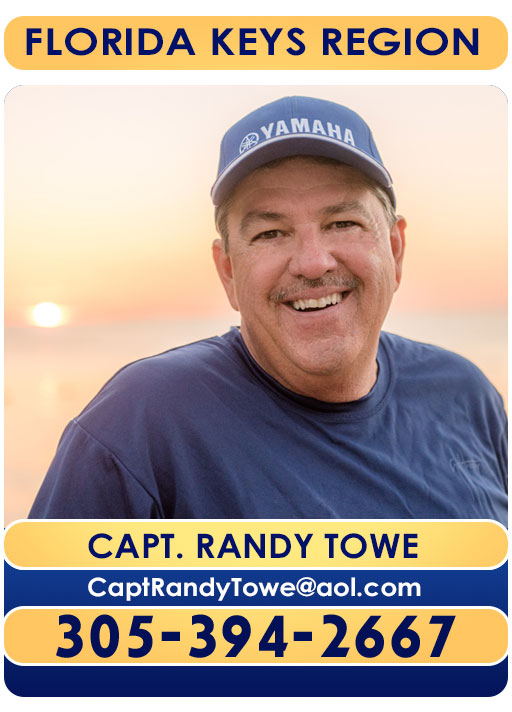 Captain Randy Towe